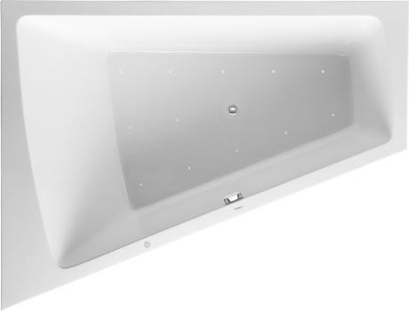 paiova baignoire baln o 760216 duravit. Black Bedroom Furniture Sets. Home Design Ideas