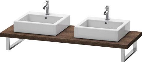 Vero Plan de toilette pour vasques à poser et vasques à encastrer ...