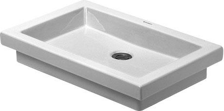 Vasque à Encastrer, 031758