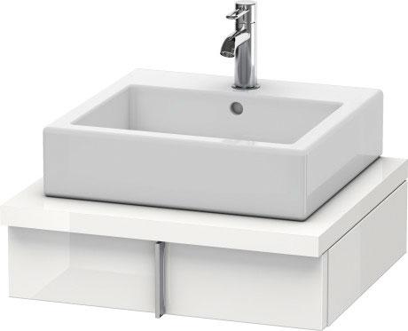 Vero Meuble Sous Lavabo Pour Plan De Toilette Ve6560 Duravit
