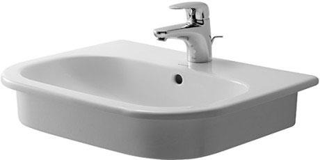 D-Code Vasque à encastrer #033754 | Duravit