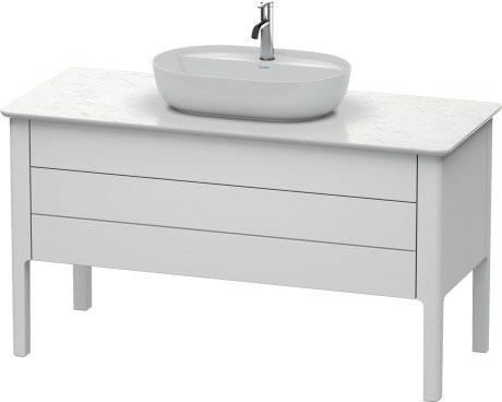 Luv Meuble Sous Lavabo à Poser Pour Plan De Toilette Lu9566 Duravit