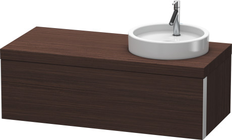 Starck meubles meuble sous lavabo suspendu s19528 l m r duravit for Meuble starck