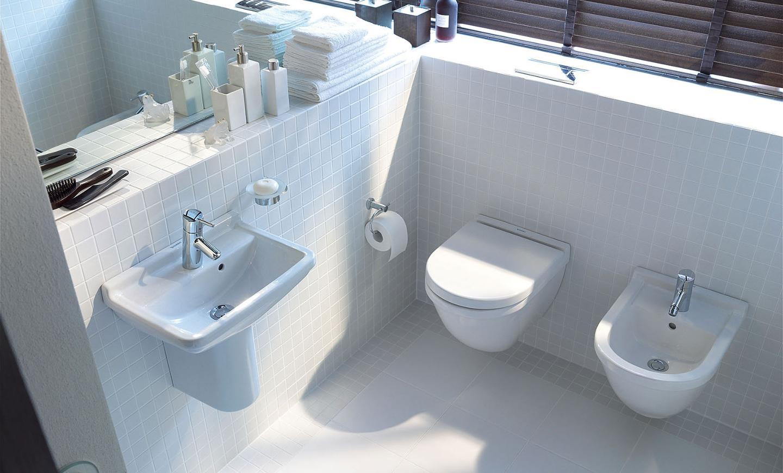 Plan De Toilette Salle De Bain petits espaces toilettes | id�es pour petites salles de