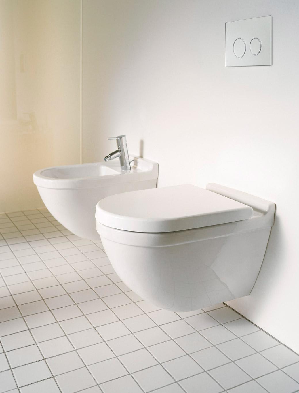 Duravit Starck 3 Lavabos WC & Bidets