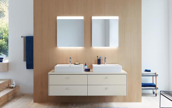 Meubles de salle de bains de Duravit - de haute qualité et élégants ...